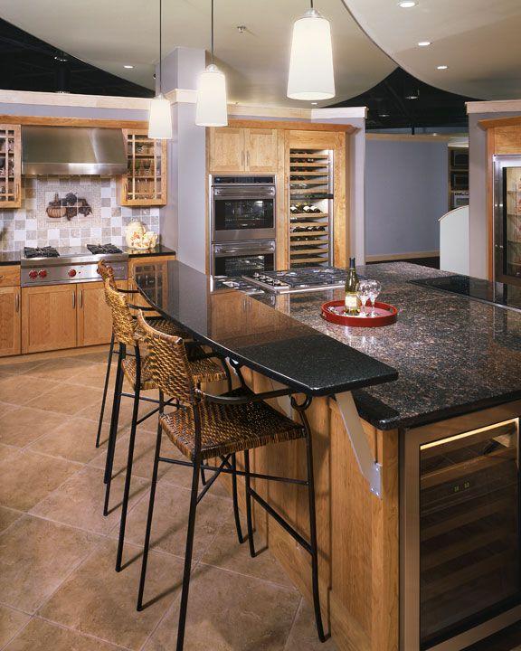Nice Sub Zero On Cool Kitchen Cool Kitchens Kitchen Design