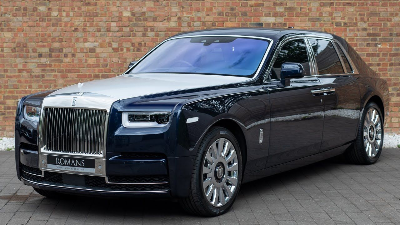 2019 Rolls Royce Phantom Midnight Sapphire Walkaround Interior Features Youtube Rolls Royce Phantom Rolls Royce Luxury Cars Rolls Royce