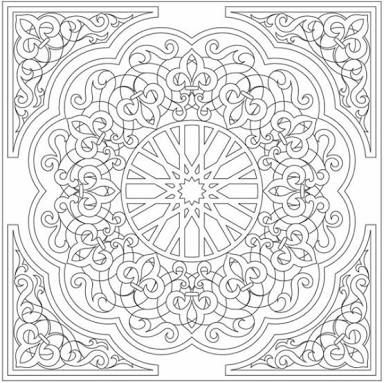 Colorama Coloring Pages