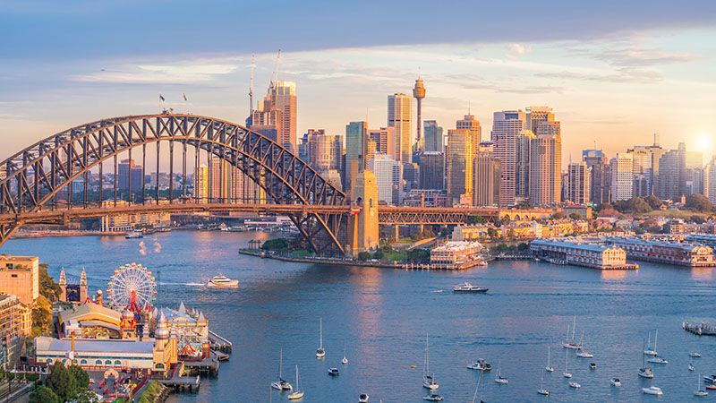 10 Fun Things To Do In Sydney In Autumn Sydney Skyline Sydney Fun Things To Do
