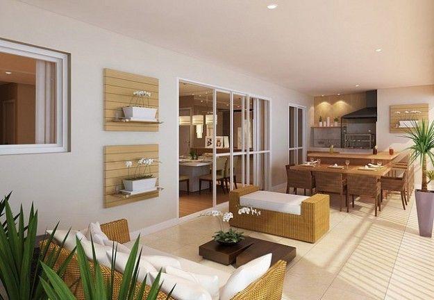 Come arredare un terrazzo moderno - Design elegante per arredare il ...