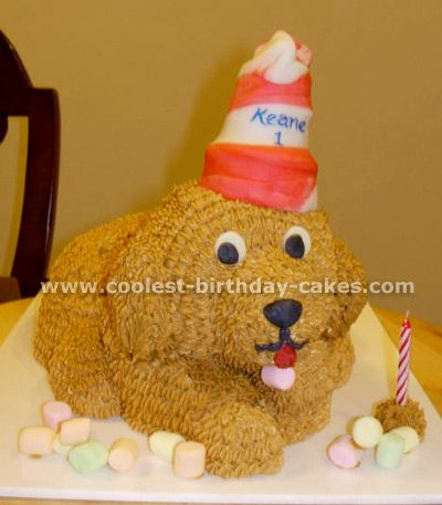 Coolest Homemade Dog Birthday Cake Ideas Birthday cake pictures