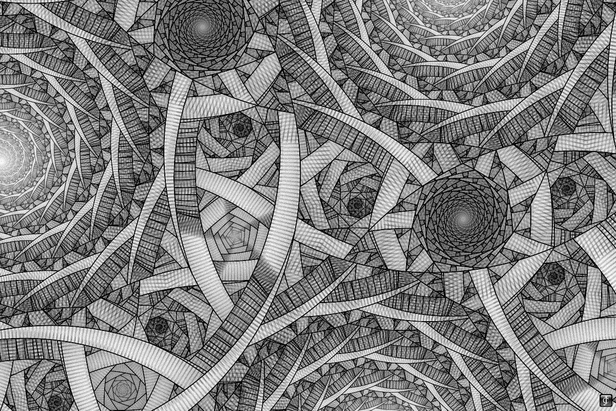 MC Escher Wallpaper 1200x800 MC, Escher | M. C. Escher | Pinterest ...