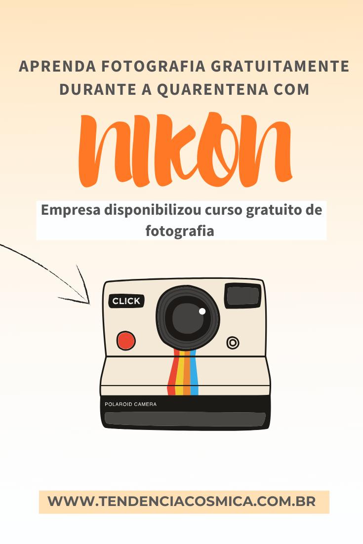 Curso Gratuito De Fotografia Nikon Fotografia Curso De Fotografia