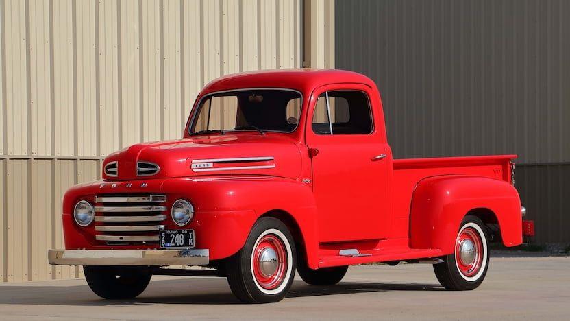 1950 Ford F68 Pickup Image Classic Ford Trucks Pickup Trucks Ford Trucks