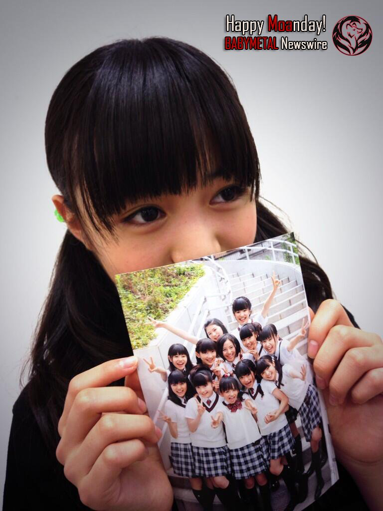 Happy #Moanday everyone! We wish you a great day #BABYMETAL & #さくら学院 fans!