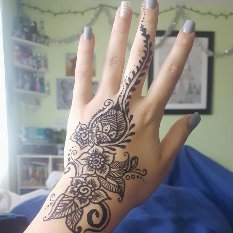 45 Henna Tattoo Designs For Girls To Try At Least Once I Likeee