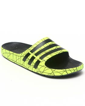 c3aac30e511a01 Love this Duramo Slide Xtra Graphic Sandals by Adidas on DrJays. Take a  look and get 20% off your next order!