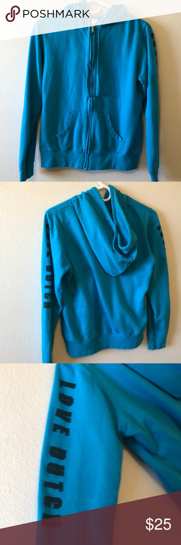 Dutch Bros Blue Zip Up Hoodie Women's Small Blue Zip Up Hoodie Dutch Bros Women's Small Says love Dutch Love Coffee down sleeves Dutch Bros Tops Sweatshirts & Hoodies #dutchbros Dutch Bros Blue Zip Up Hoodie Women's Small Blue Zip Up Hoodie Dutch Bros Women's Small Says love Dutch Love Coffee down sleeves Dutch Bros Tops Sweatshirts & Hoodies #dutchbros