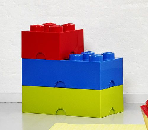 Exceptionnel Giant LEGO Storage Block Bundle