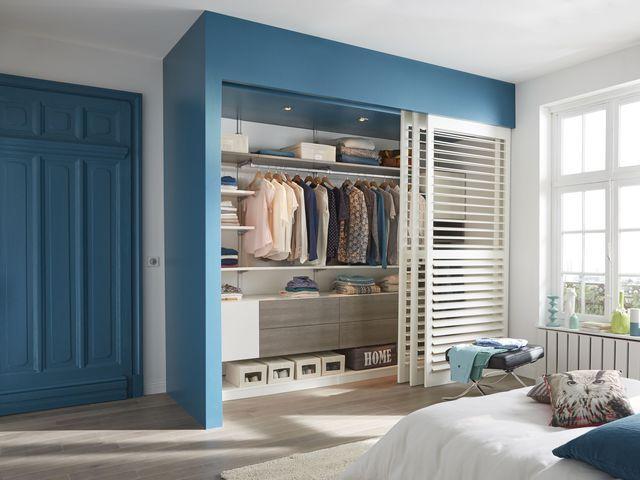 Dressing pour ranger sa chambre à coucher  les modèles du moment - modele chambre a coucher