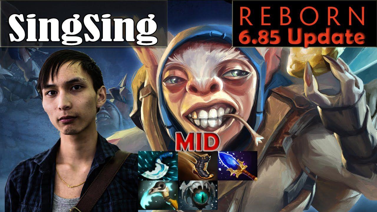 singsing meepo midlane pro gameplay dota 2 mmr http www