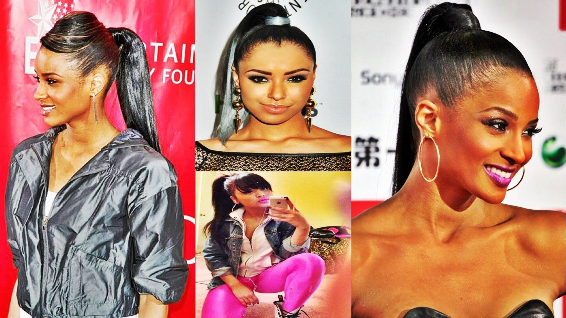 10 Best Ponytail Hairstyle Nigeria Look Cool Hairstyles Library