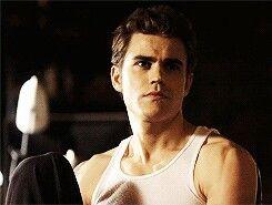 It's always gonna be Stefan!