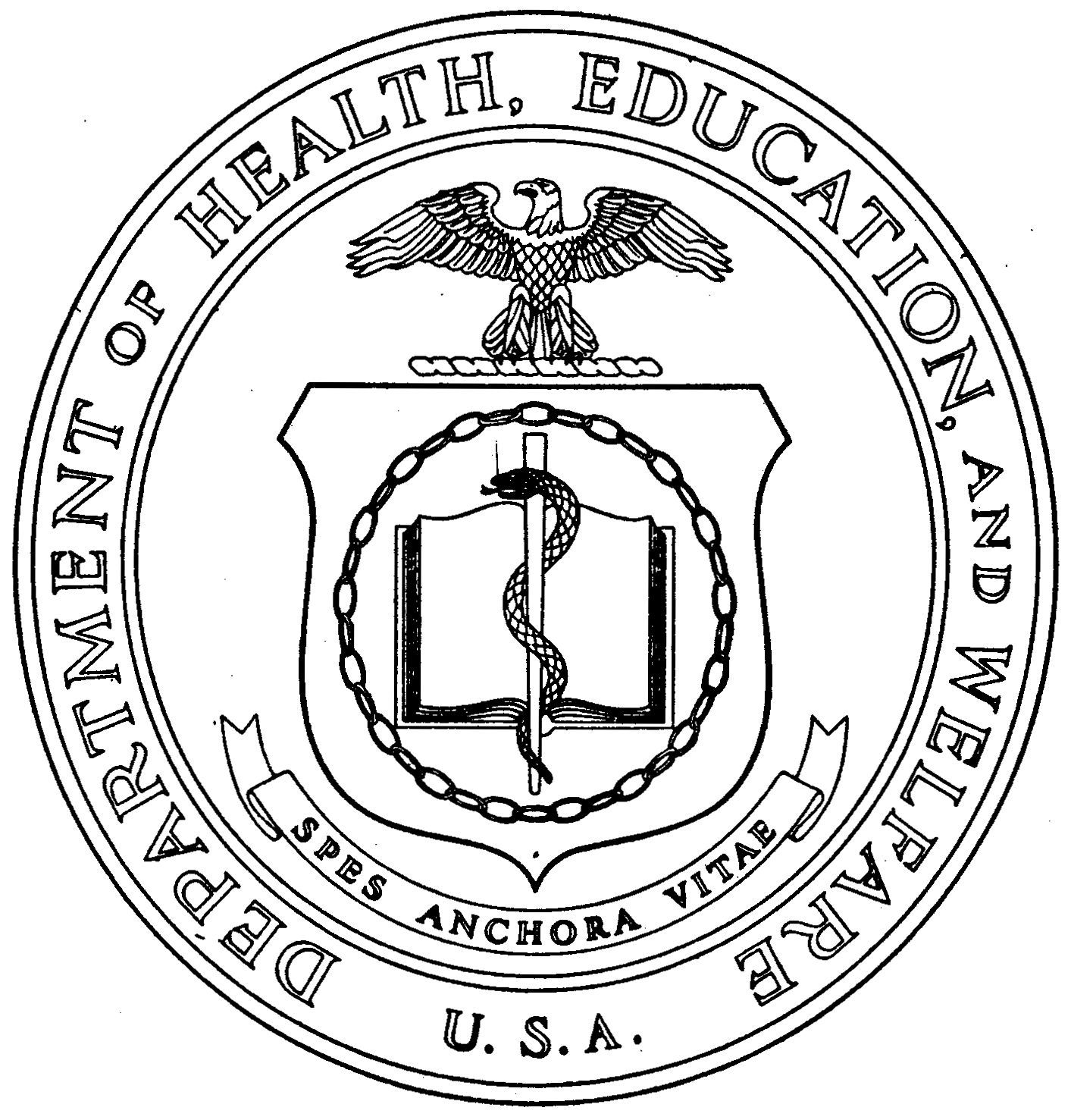 The Now Defunct Department Of Health Education And Welfare Hew
