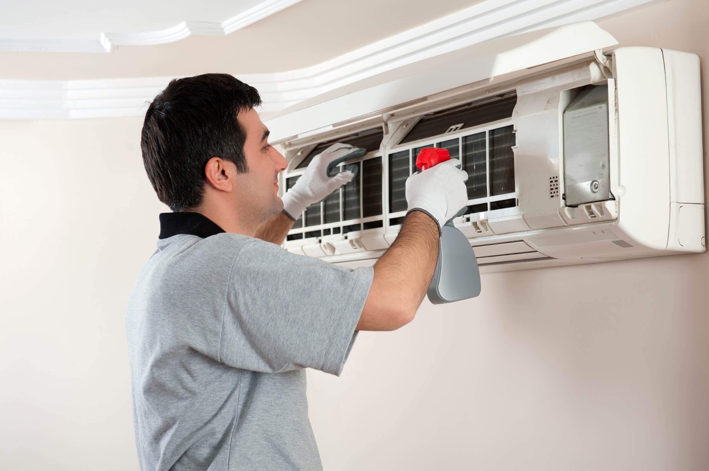 Ac Maintenance Dubai Air Conditioning Services Air Conditioner