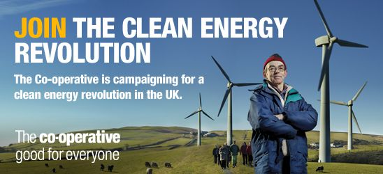 The Co Operative Energy With Images Energy Challenge Energy