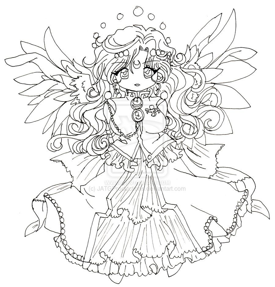 Rhiannon ren princess 1 by - Princesse a colorier ...