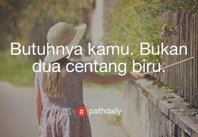 Whatsapp Pathdaily Pinterest Quotes Quotes Indonesia And