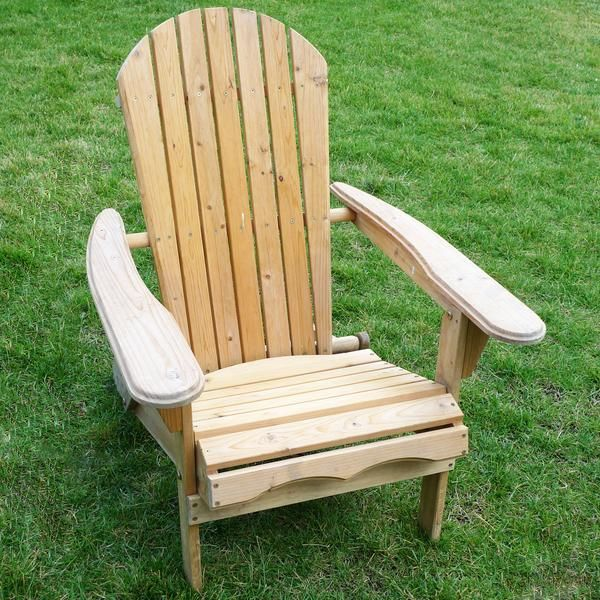 Merry Products Foldable Adirondack Chair Kit Adirondack Chair