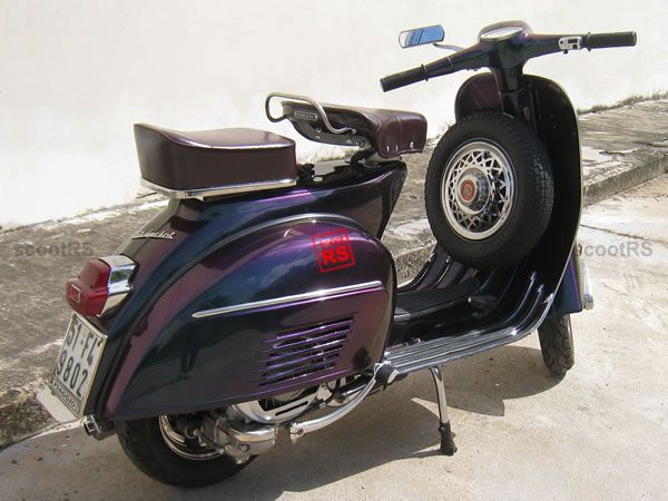 vespa purple - Google Search