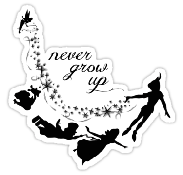 Peter Pan Silhouette | Peter Pan ~ Never grow up by sweetsisters