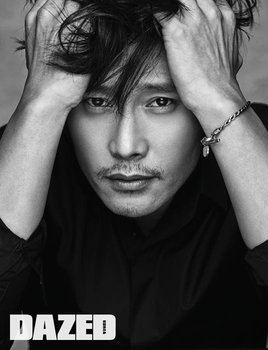 Lee Byung Hun / Dazed and Confused Korea / January 2016