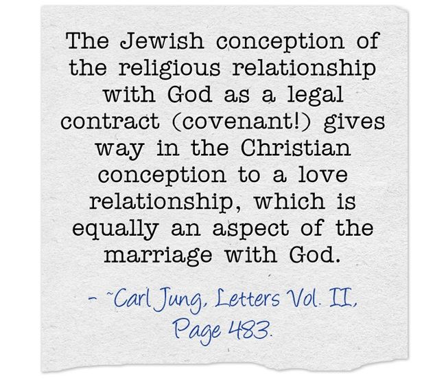 The Jewish Conception Of The Religious Relationship With God As A