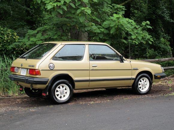 1984 Subaru GL For Sale Side 2 | Japanese Classics ...