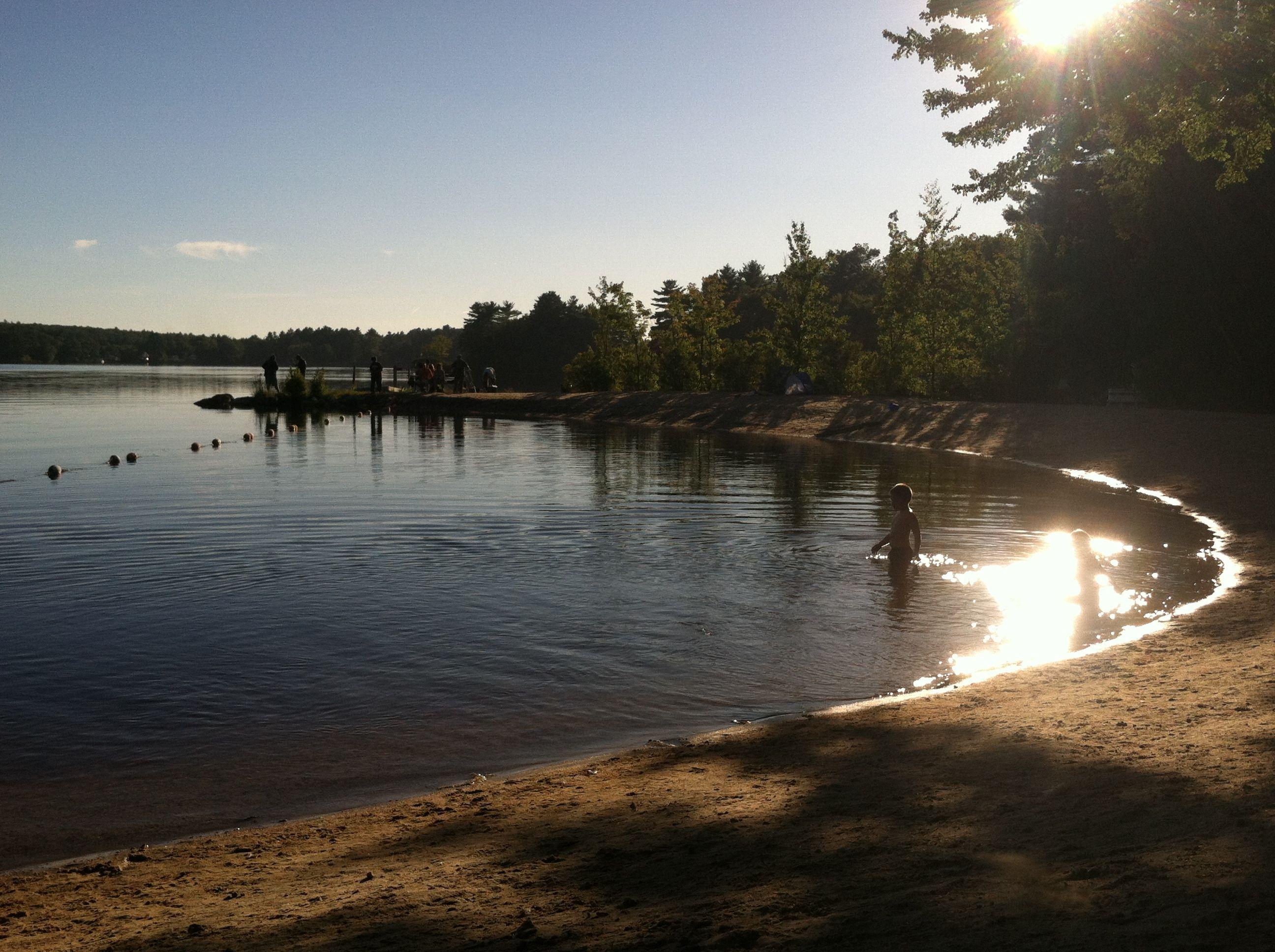 #camping #bowdishlake #harmony #rhode island