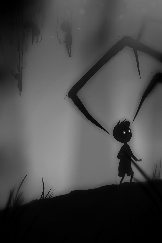 Limbo By Jellyenvy On Deviantart Game Art Creepy Games Video Game Art