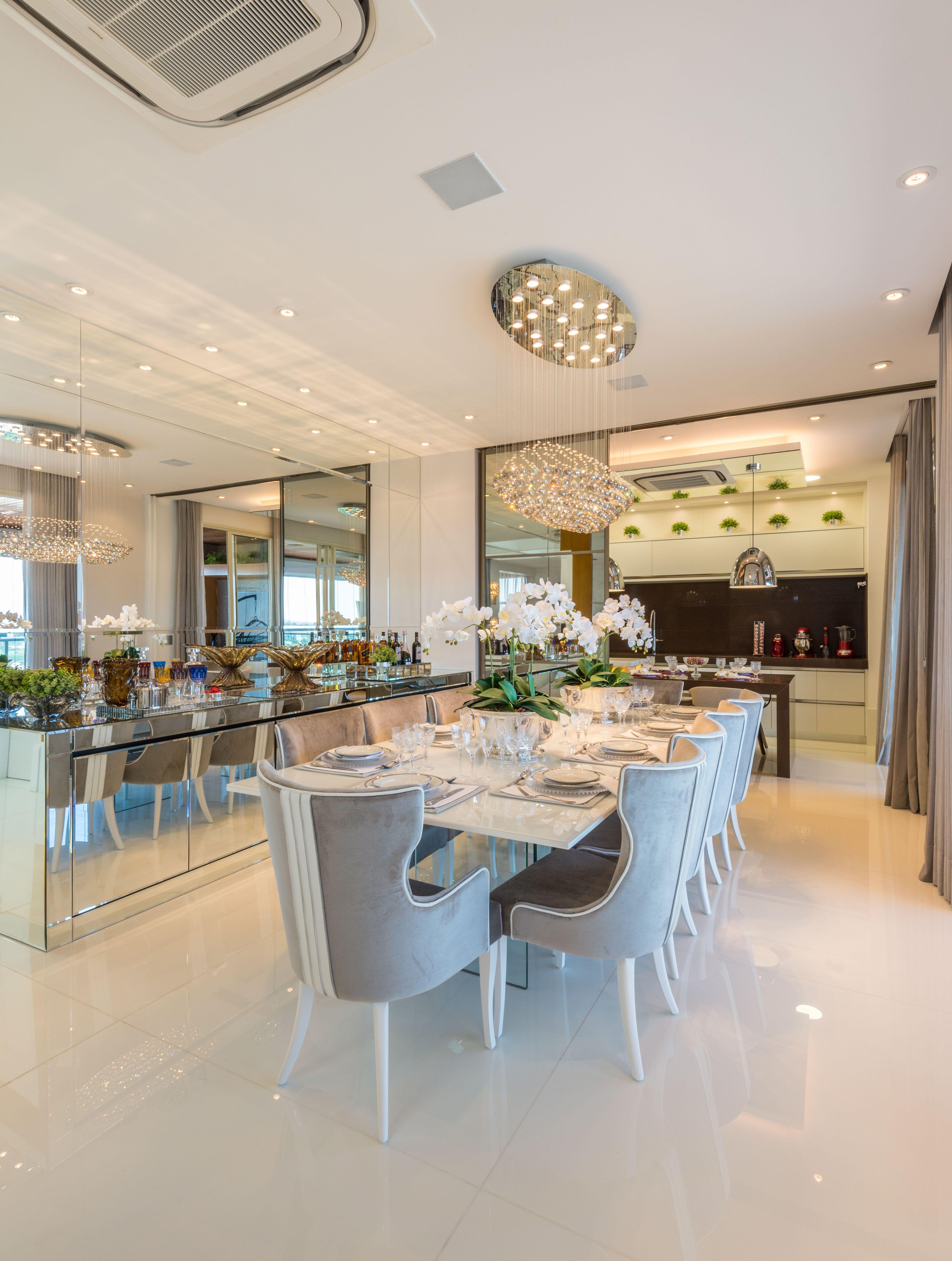 Projeto de Interiores  Apartamento Paris  Designer de