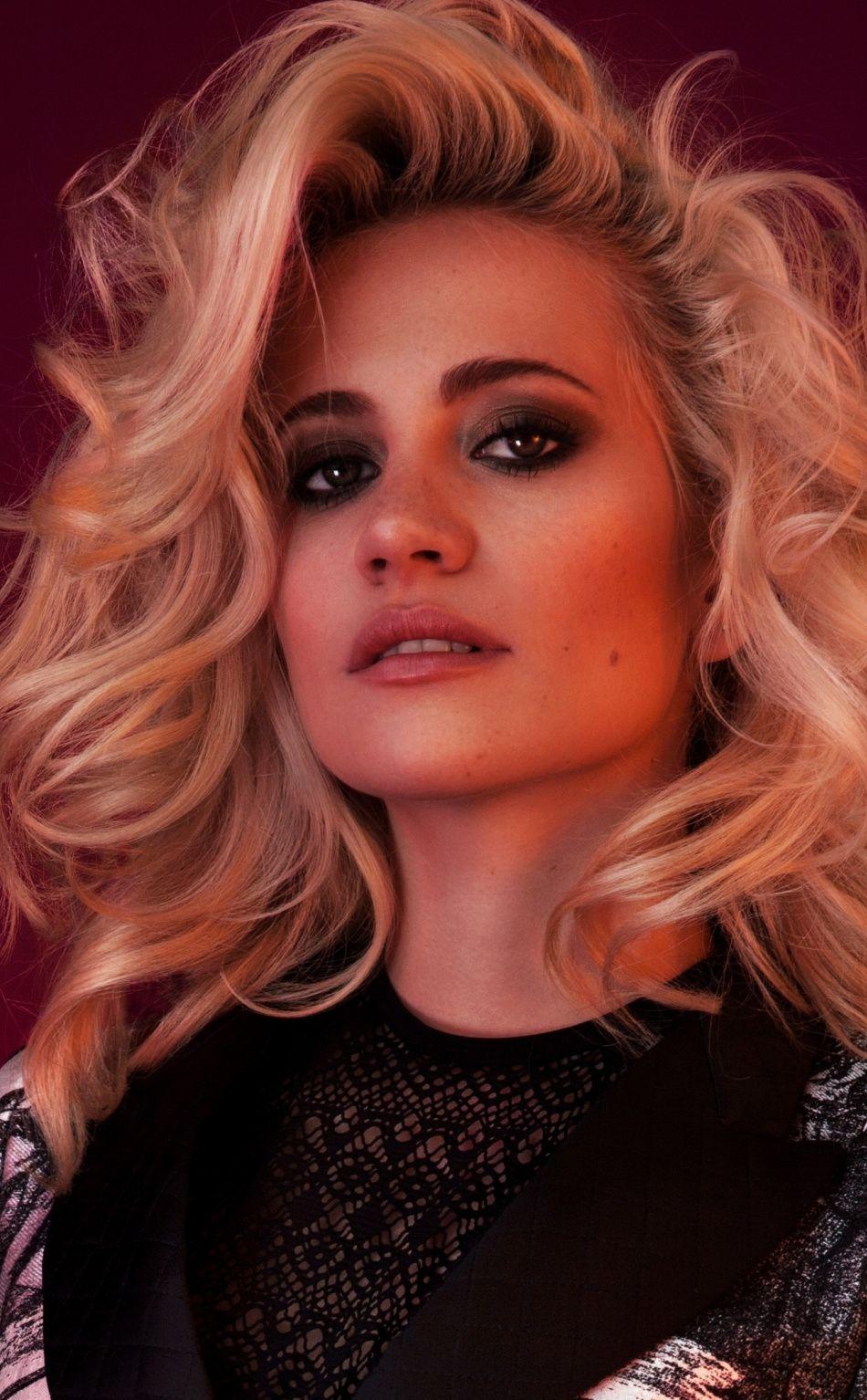 Pixie Lott Blonde Celebrity Beautiful 950x1534 Wallpaper Celebrity Wallpapers Beautiful Makeup Pixie