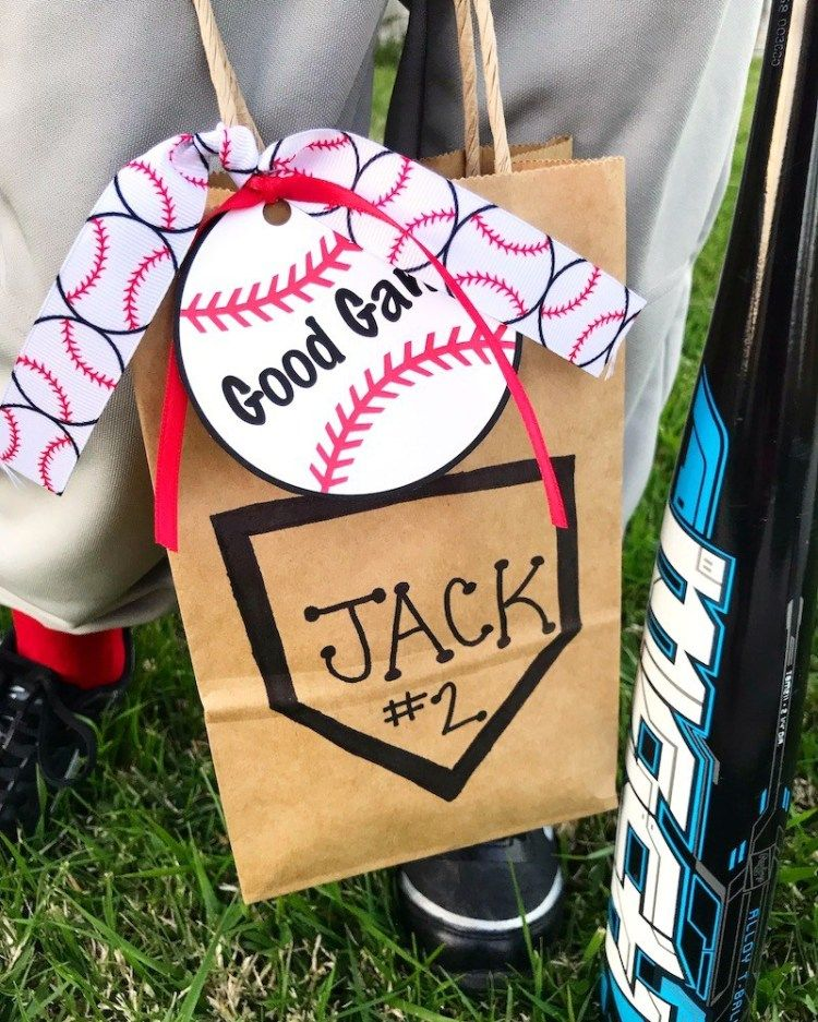 Photo of Baseball Team Snack Ideas – Sprinkled with Paper