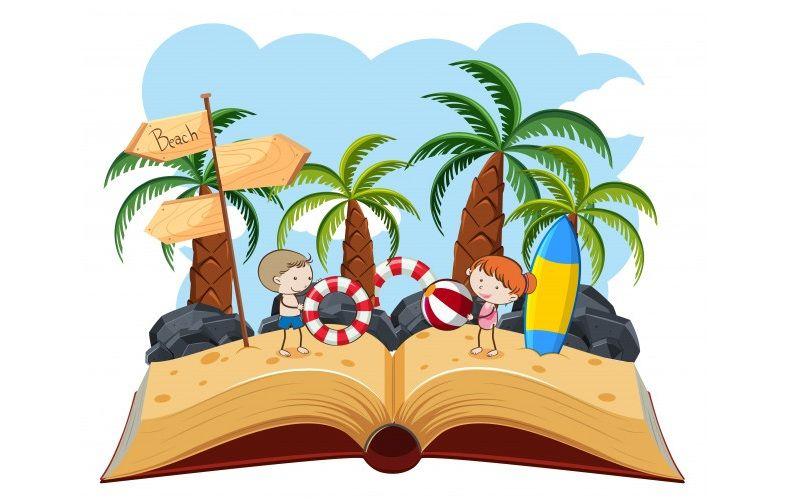 قراءات منعشة لصيف بلا شواطئ كتب وروايات تستطيع إنعاش صيفك Character Disney Princess Disney Characters