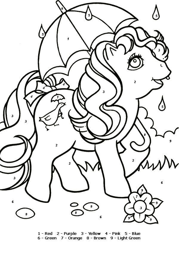 My Little Pony Coloring Pages httpeast colorcommy little pony