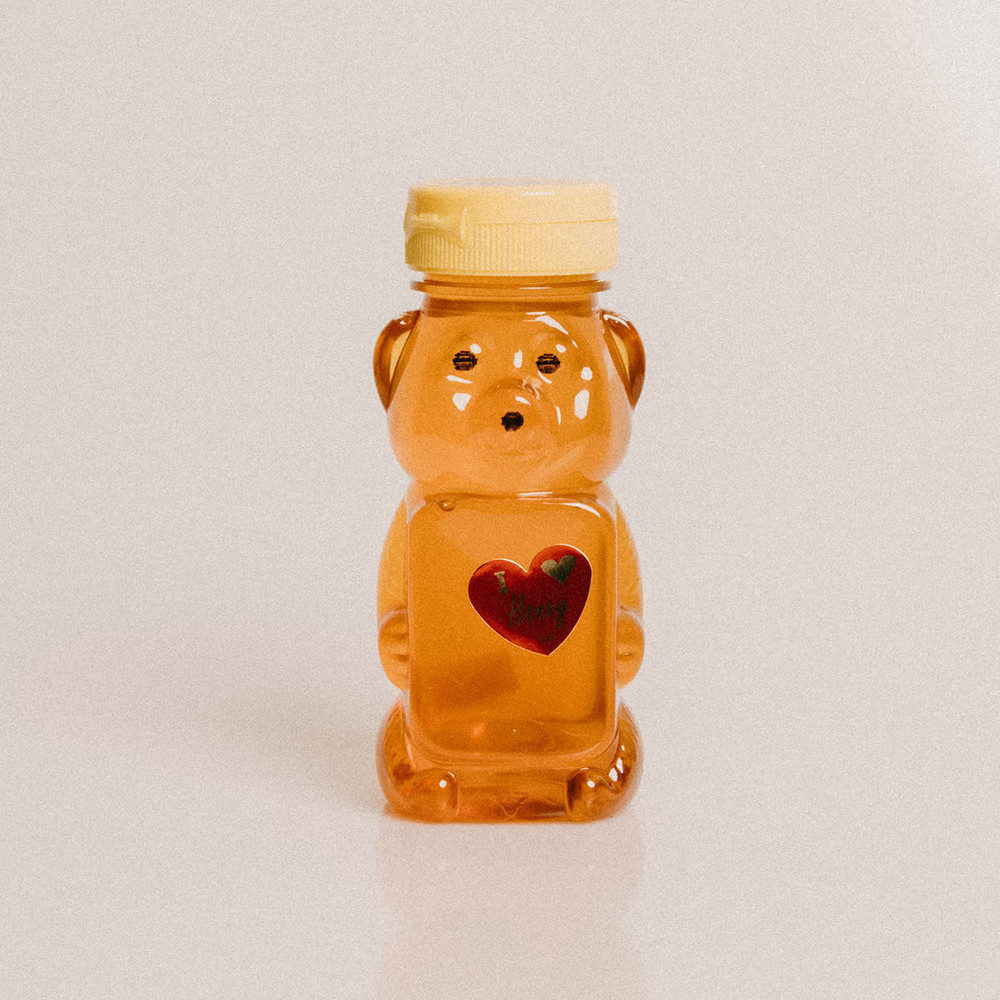 Batcity Im Thinking About Them Honey Bear In 2020 Honey Bear Bottle Honey Bear Honey Bottles