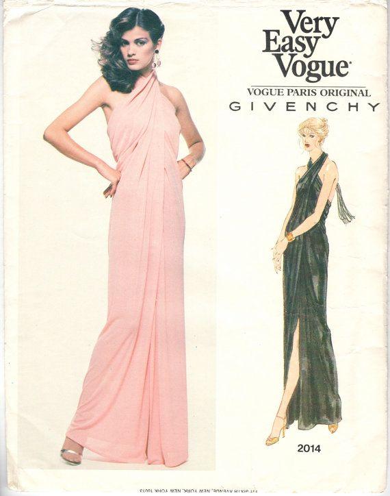 Fantástico Los Patrones De Vestido De Fiesta Vogue Regalo - Ideas de ...