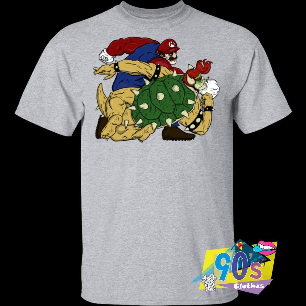 Funny Mario Miller T Shirt #adventlustigerster
