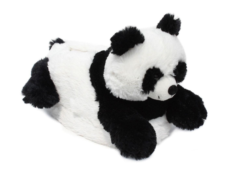 d142a2f237fae7 PingPong Panda slippers. http   www.monsterslippers.co.uk