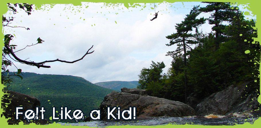 Marble Zip Tours Amazing Newfoundland Zipline Experience Ziplining Mountain Resort Resort
