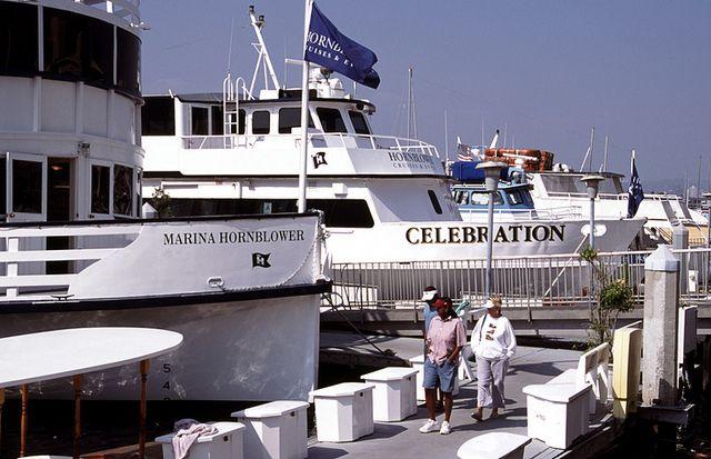 Marina Del Rey Yacht Boat Rental Sailing In Los Angeles