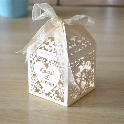 Wedding Giveaway Gifts For Guests Personalized Favors And Box Laser Cut