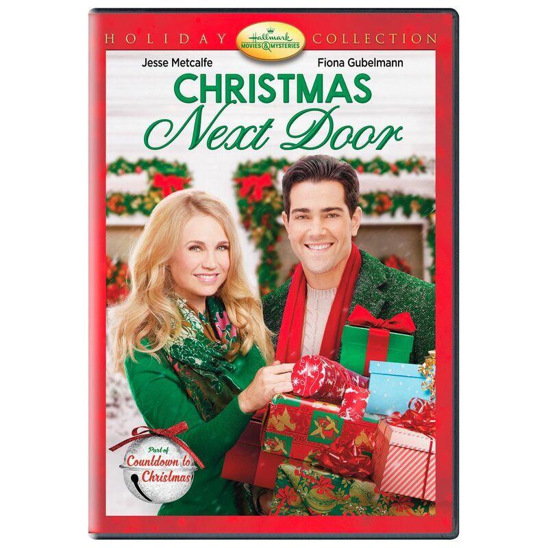 Christmas Next Door DVD