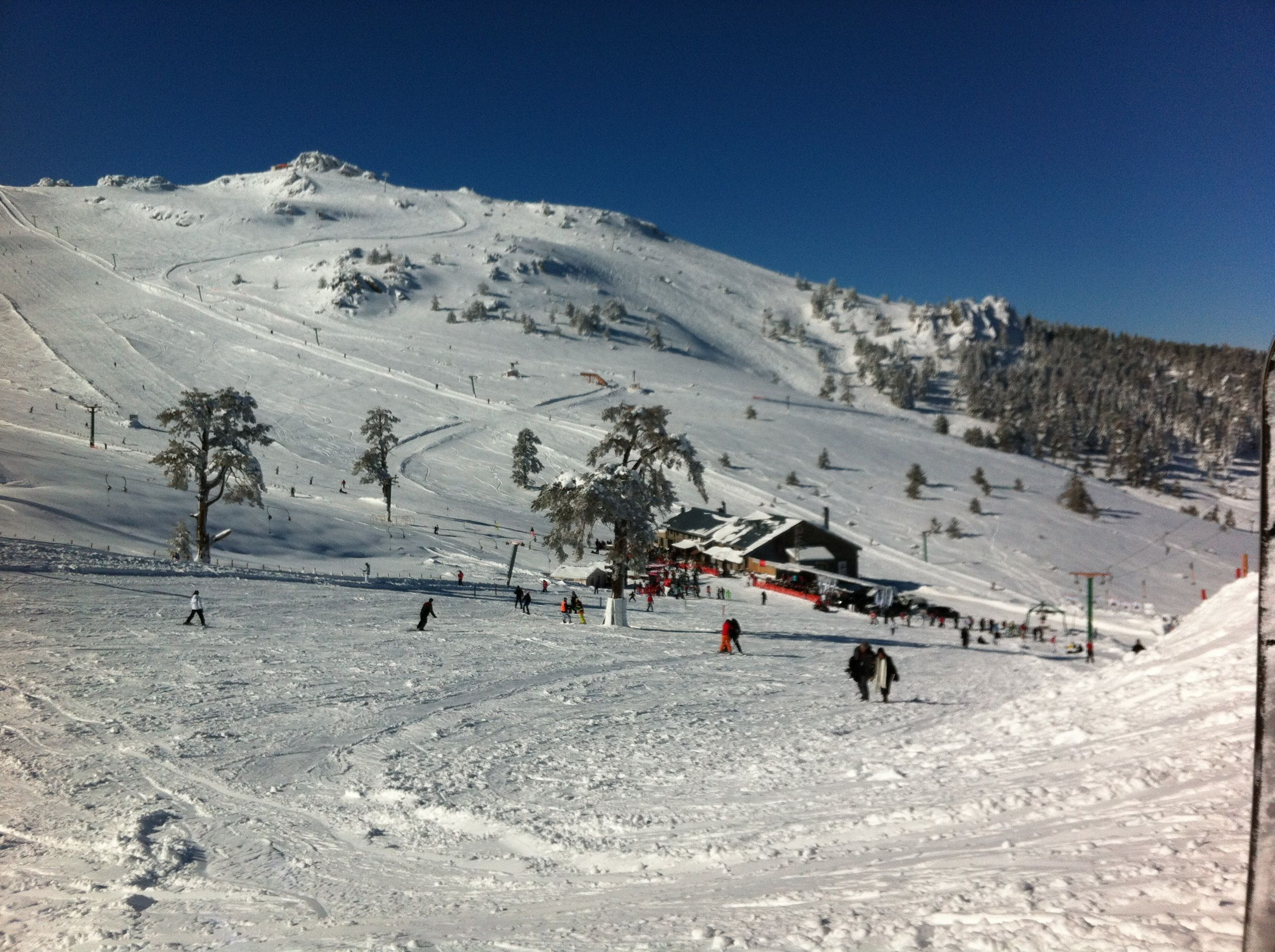 Kartalkaya Ski Resort Snowboard Pinterest Winter Holidays