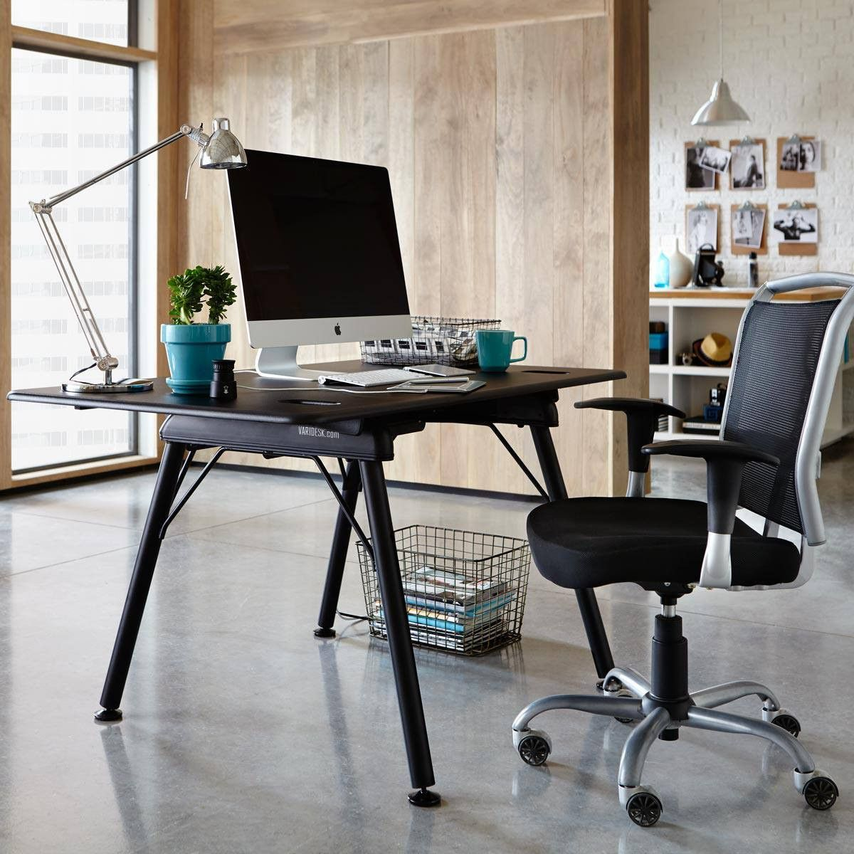 The Pro Desk 54 Is Perfect For A Home Office Or Anyone Who Needs Plenty