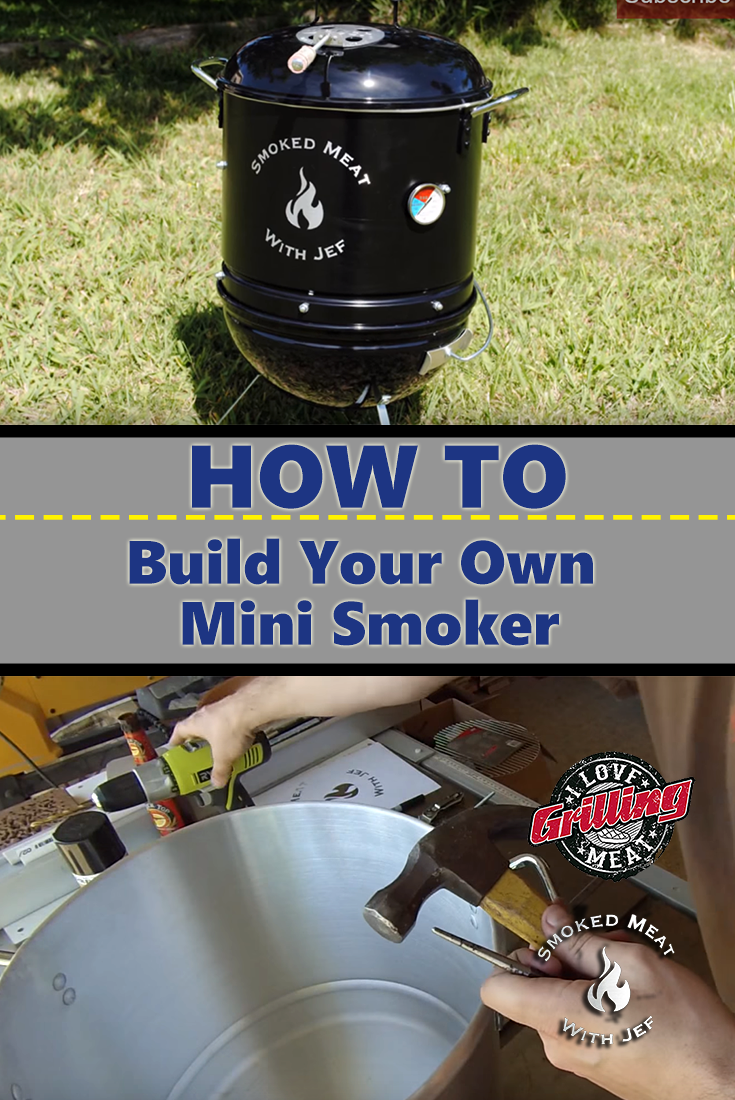 Homemade Smoker How To Build Your Own