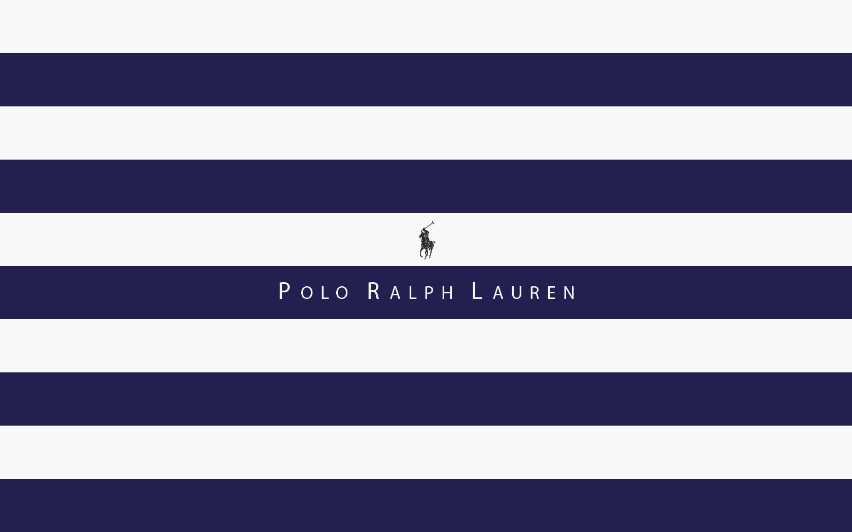 Polo blue and white stripes by - Ralph lauren wallpaper ...
