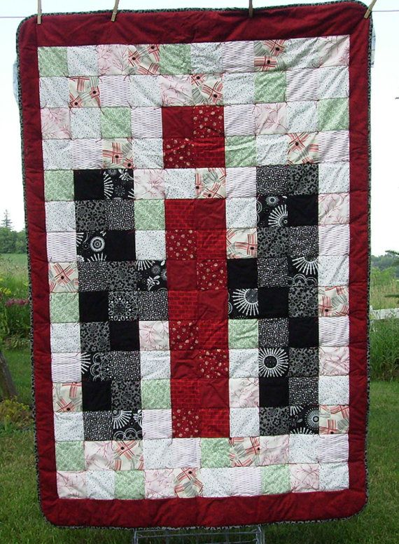 International Harvester Quilt Tractor Quilt Quilts Farm Quilt