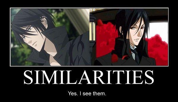 Kyah~<3  Sebastian and Luka should belong to the same family tree or something!
